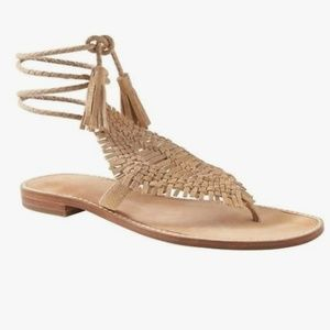 Joie Ankle Wrap Sandals